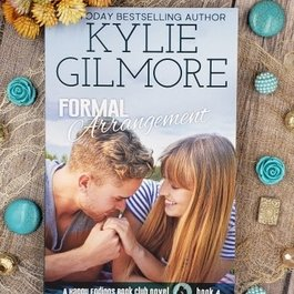 Formal Arrangement, #4 by Kylie Gilmore