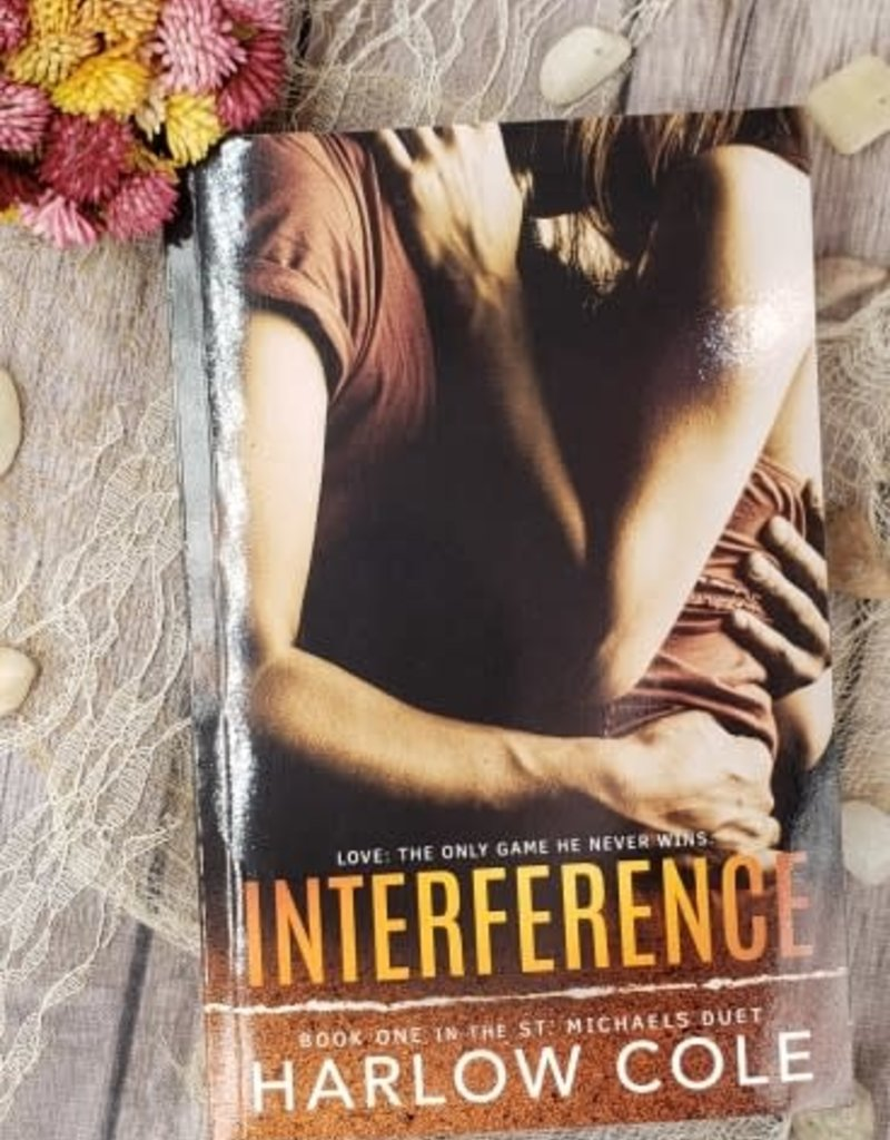 Interference, #1 by Harlow Cole