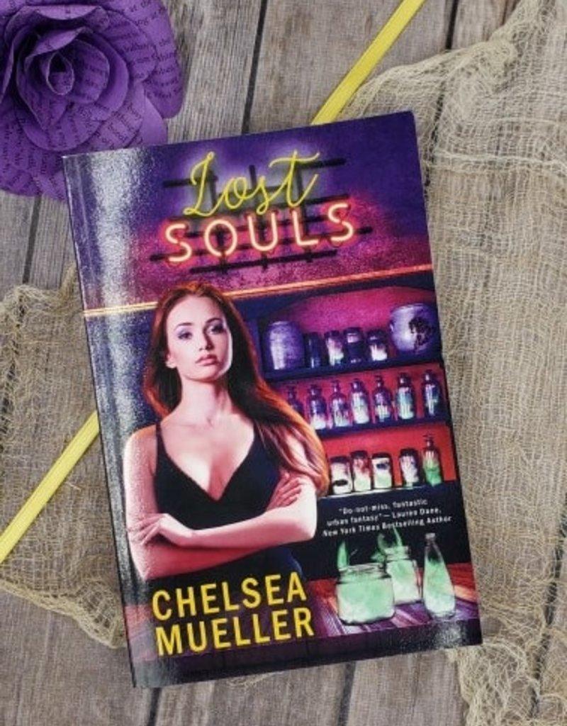 Lost Souls, #3 by Chelsea Mueller
