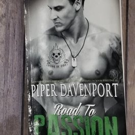 Road To Passion, #4 by Piper Davenport