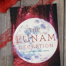 The Lunam Deception, #2 by Nicole Loufas