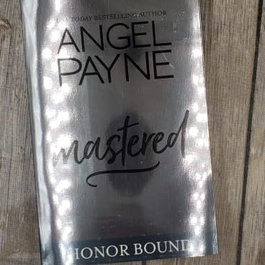 Mastered, #8 by Angel Payne - Bookplate