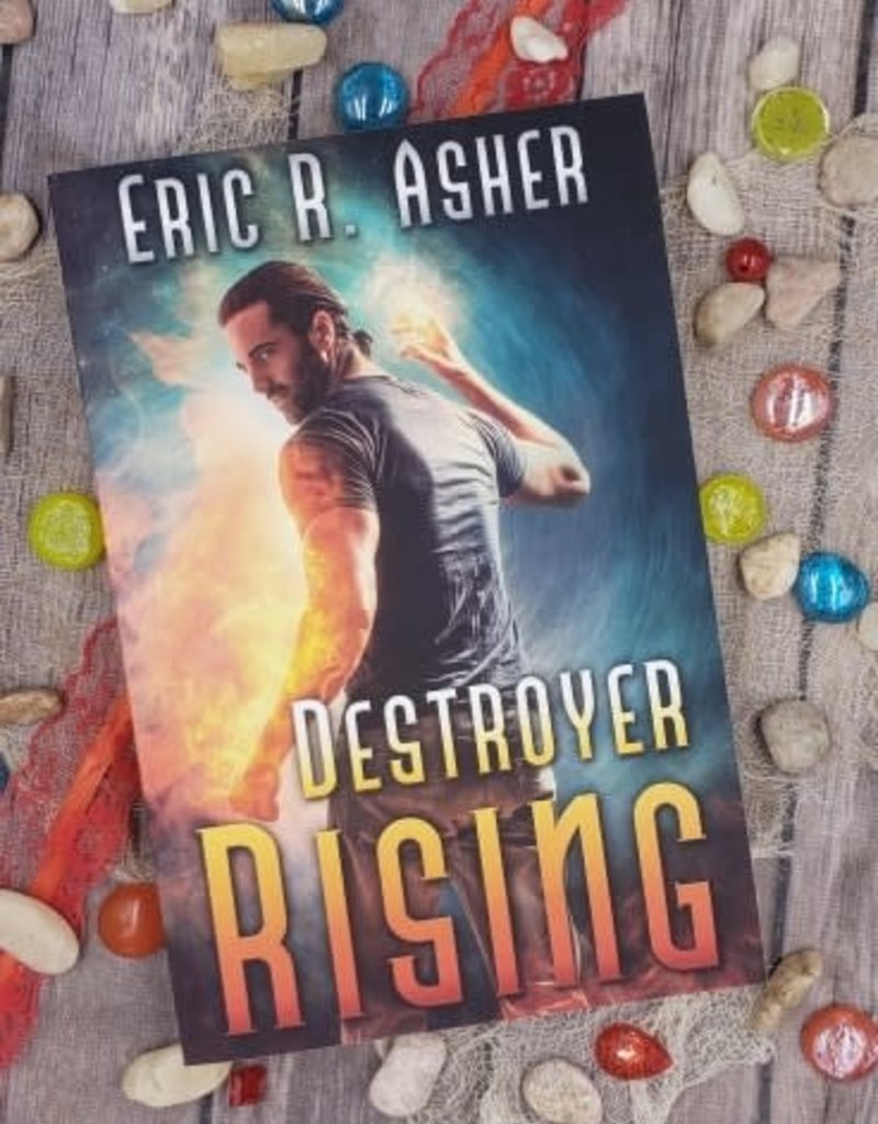 Destroyer Rising, book 5 by Eric Asher