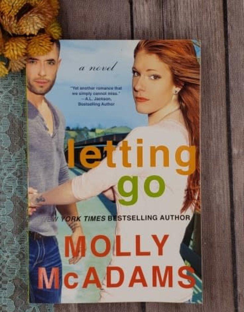 Letting Go by Molly McAdams