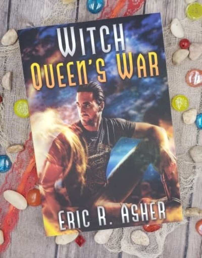 Witch Queen's War, #7 by Eric Asher