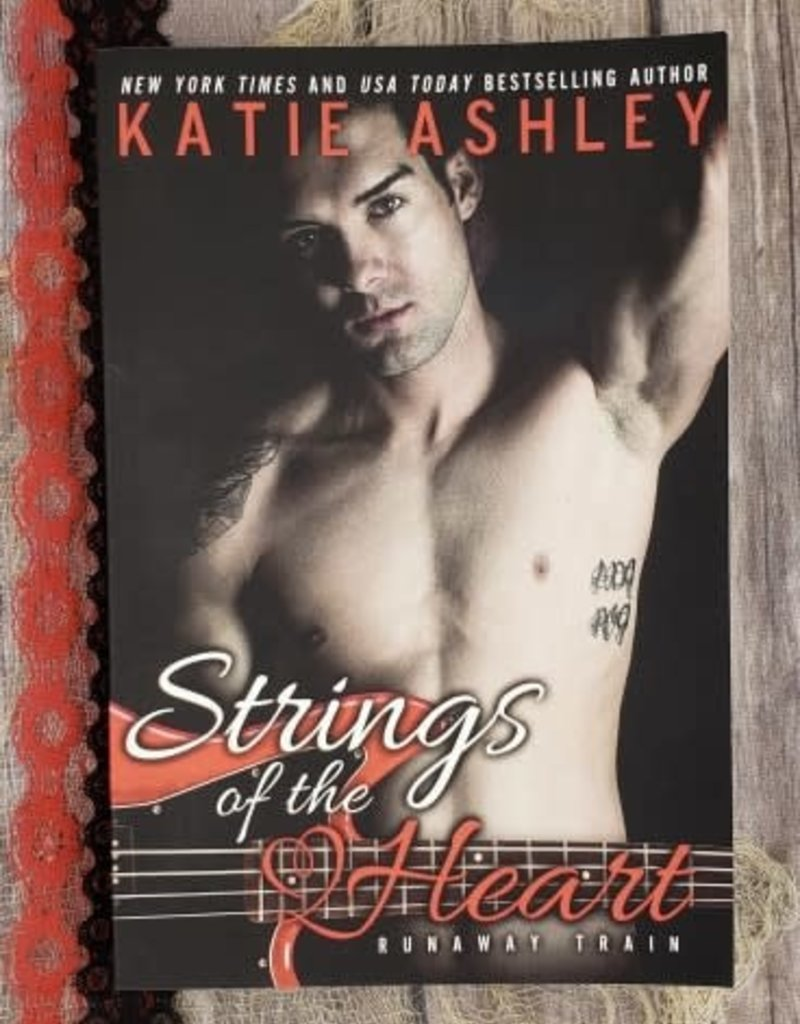 Strings Of The Heart, #3 by Katie Ashley