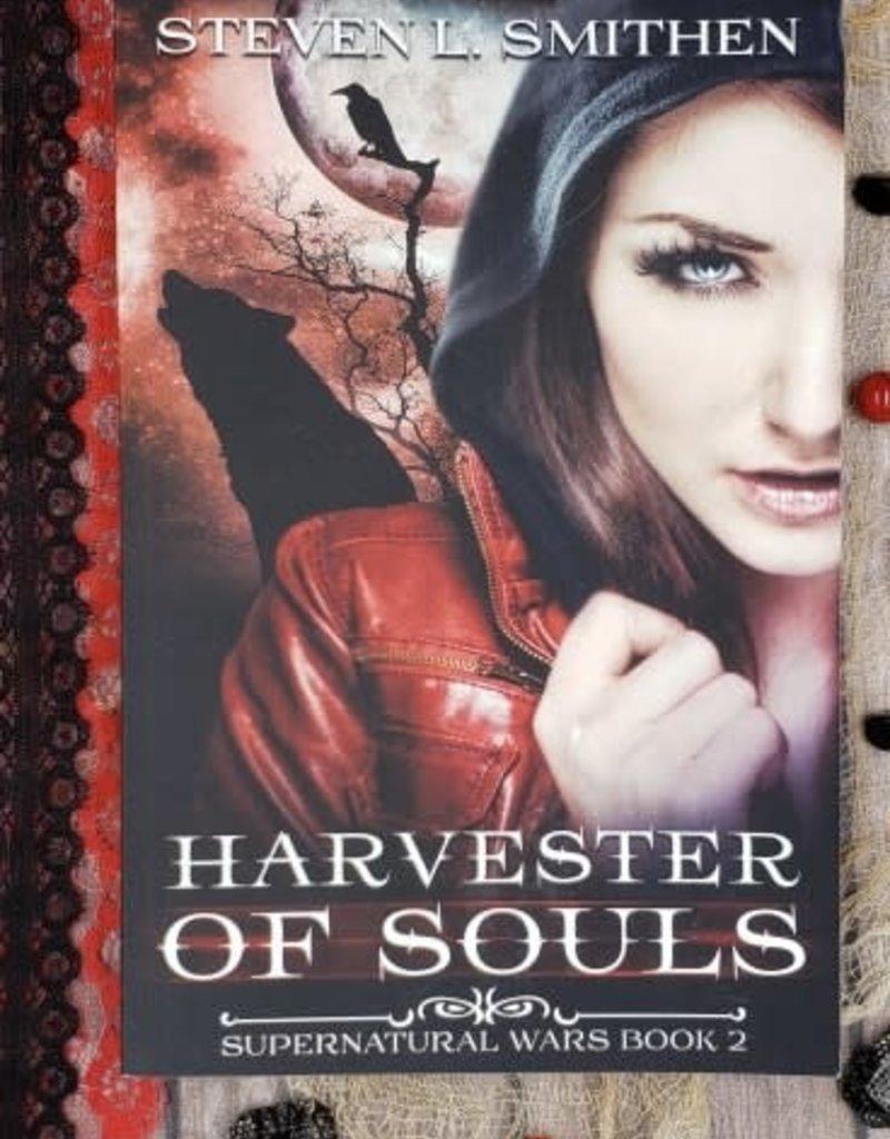 Harvester Of Souls, #2 y Steven L Smithen