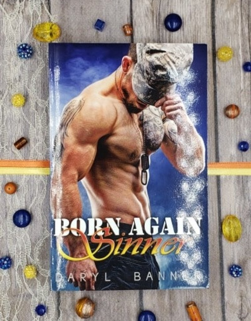 Born Again Sinner, #2 by Daryl Banner
