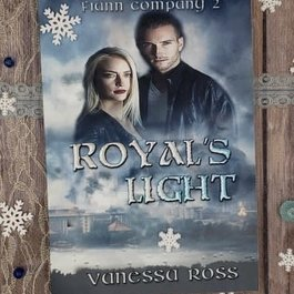 Royal's Light #2 by Vanessa Ross - Unsigned