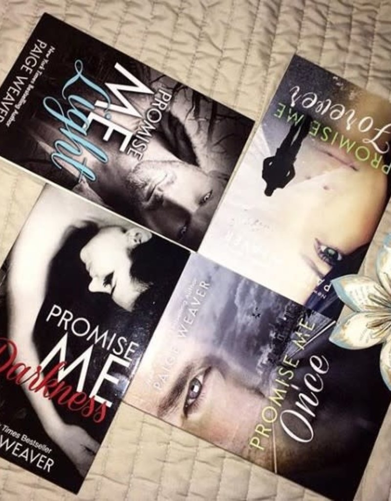 Promise Me Once, #3 by Paige Weaver