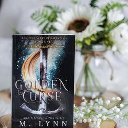 Golden Curse, #1 by M. Lynn