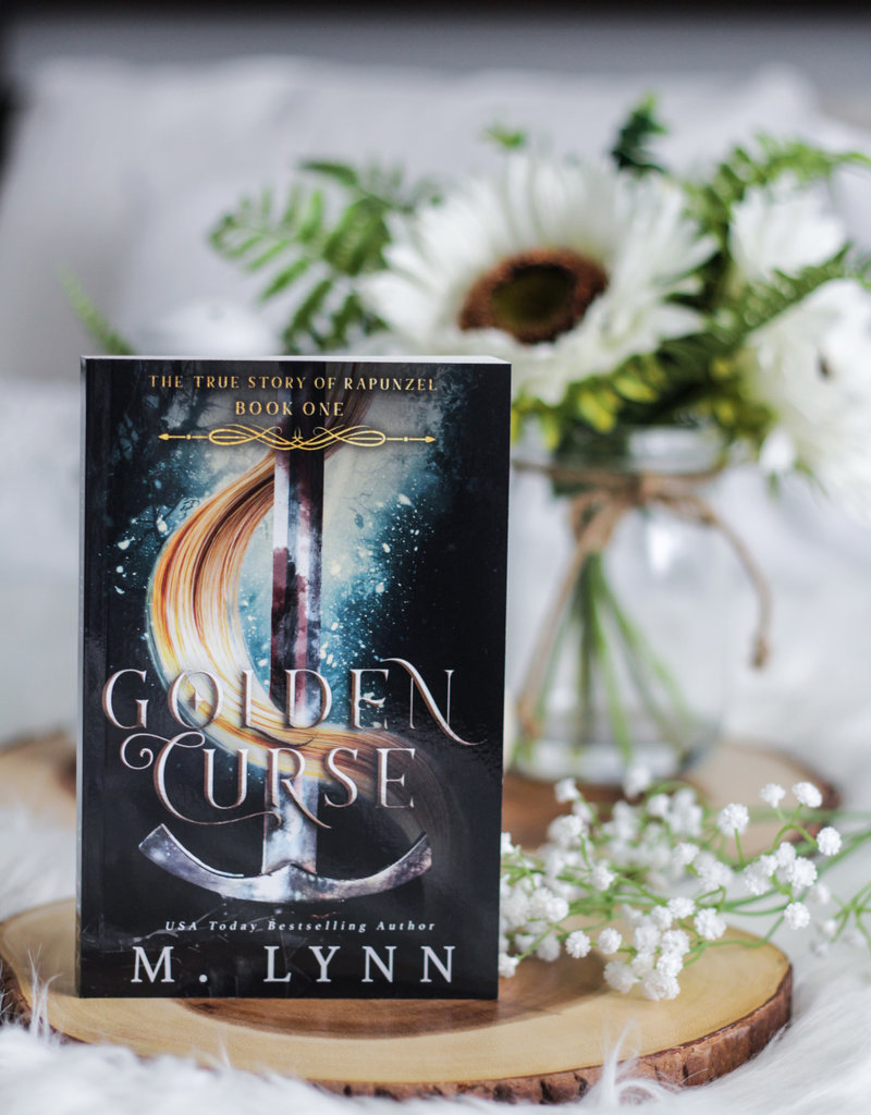 Golden Curse, #1 by M. Lynn