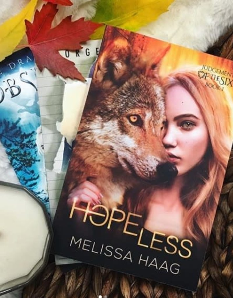Hopeless, #1 by Melissa Haag