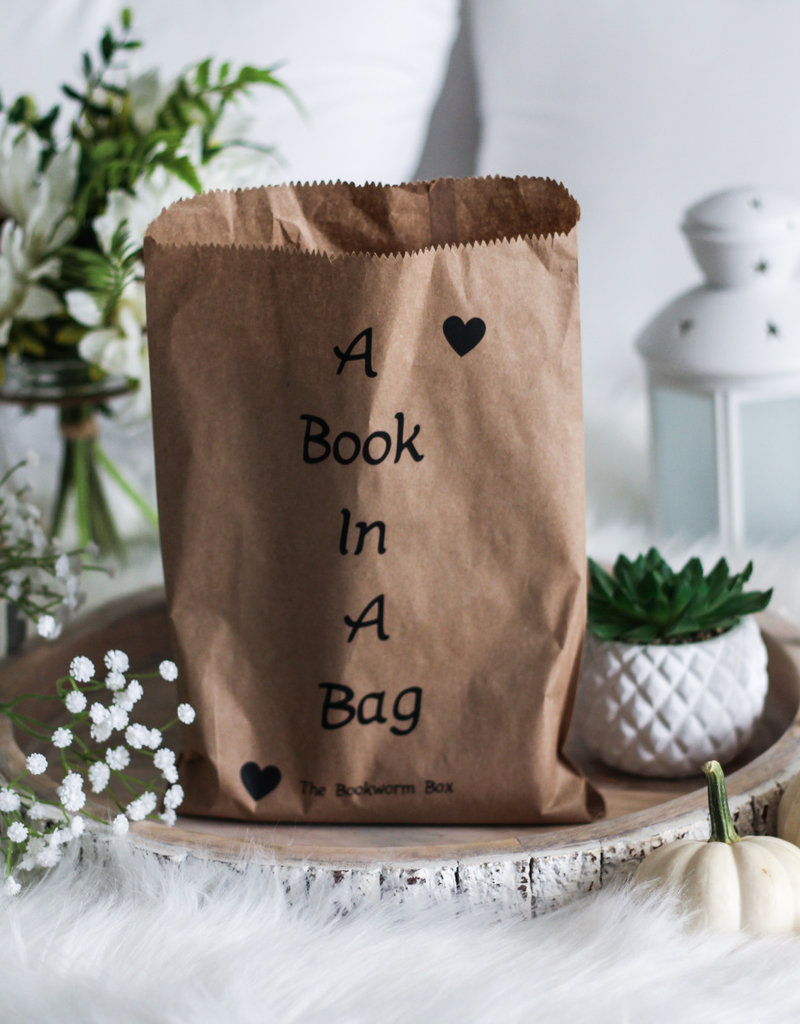 A Book in a Bag - Autographed