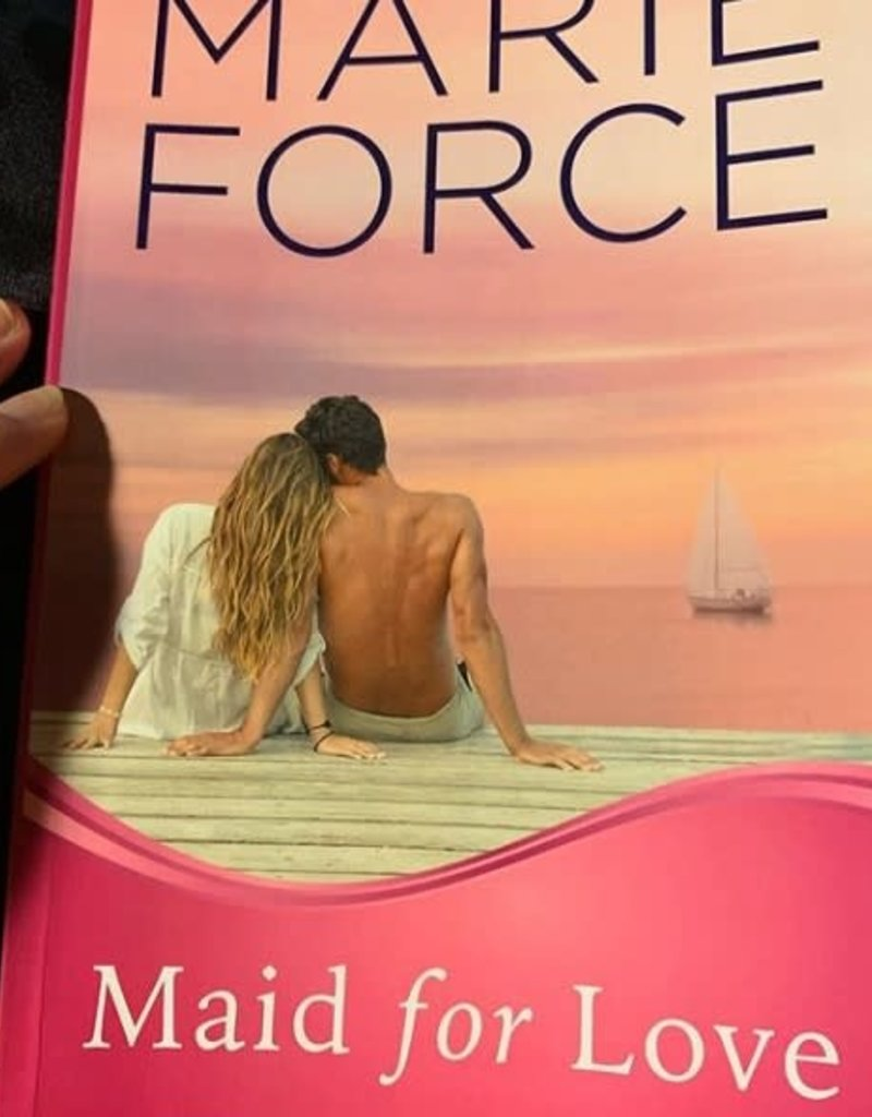Maid For Love, #1 by Marie Force - Mass Market