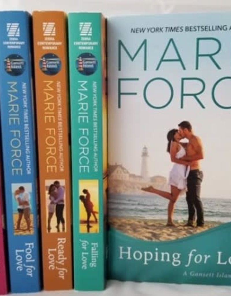 Hoping For Love, #5 by Marie Force