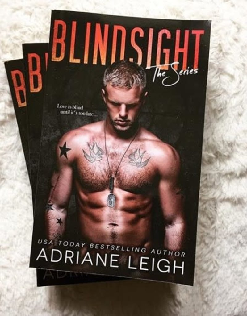 Blind Sight by Adriane Leigh