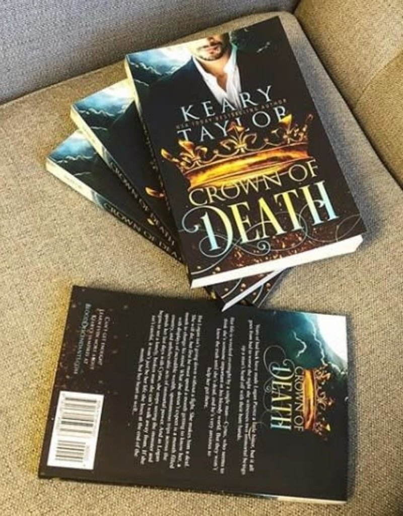 Crown Of Death, #1 by Keary Taylor