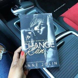 Change Rein, #1 by Anne Jolin