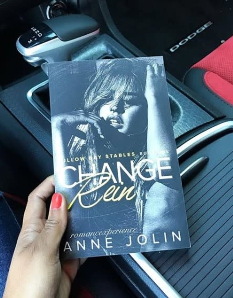 Change Rein, #1 by Anne Jolin
