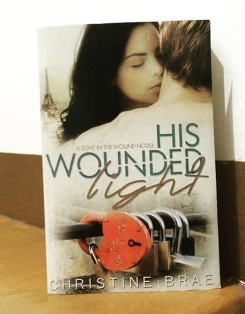 His Wounded Light, #2 by Christine Brae