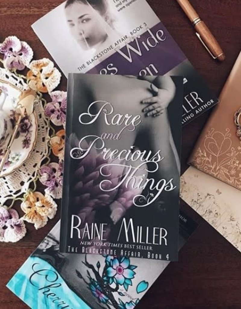 Rare and Precious Things, #4 by Raine Miller