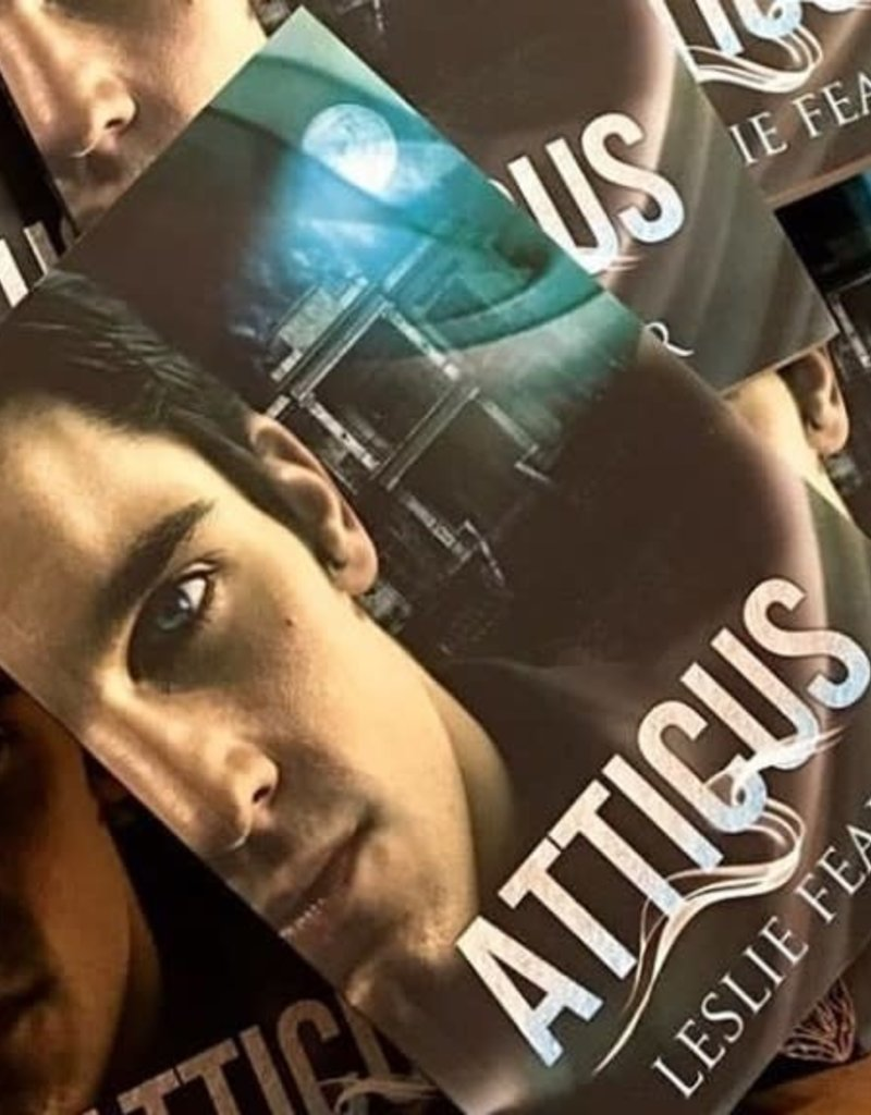 Atticus by Leslie Fear