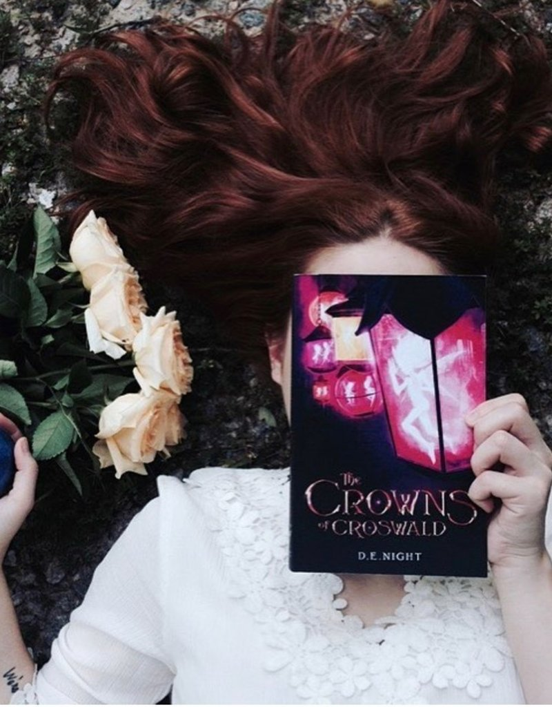 The Crowns of Croswald Book 1 by DE Night