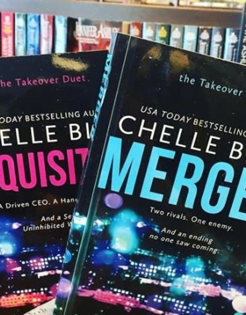 Merger, #2 by Chelle Bliss