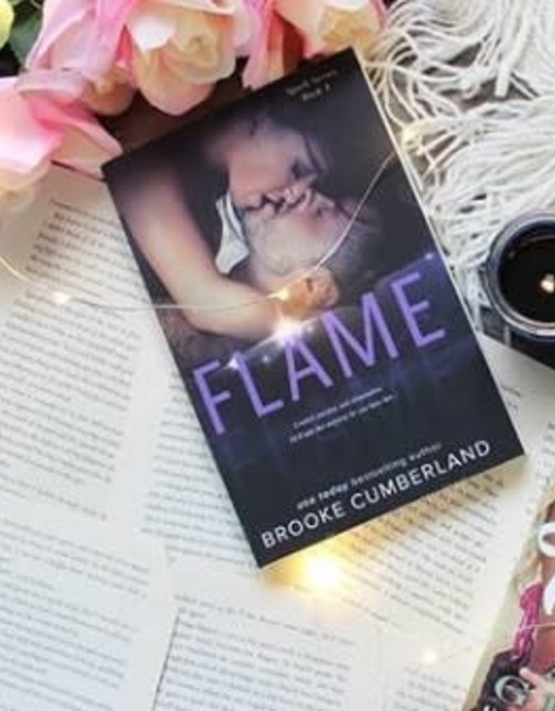 Flame, #3 by Brooke Cumberland