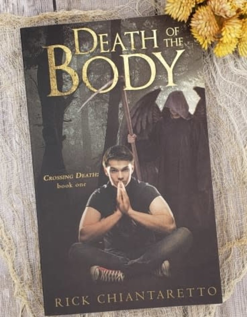 Death of the Body, #1 by Rick Chiantaretto