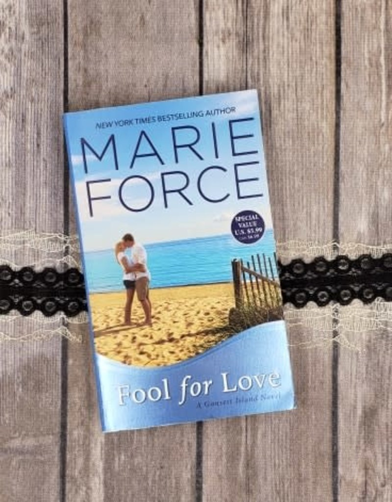 Fool For Love, #2 by Marie Force (Mass Market)