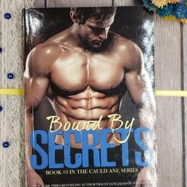 Bound By Secrets, #3 by Piper Davenport