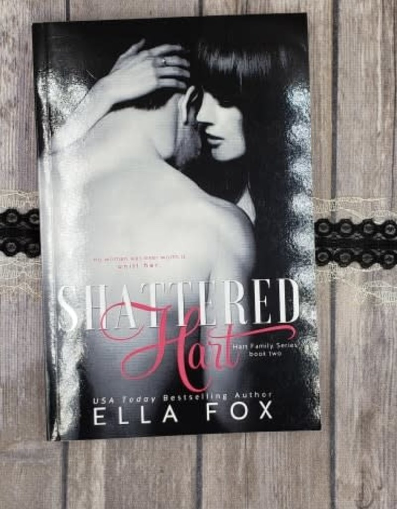 Shattered Hart, #2 by Ella Fox