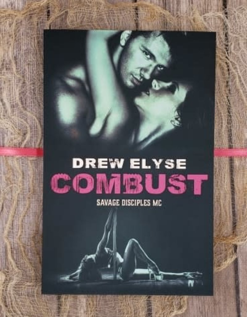 Combust, #5 by Drew Elyse