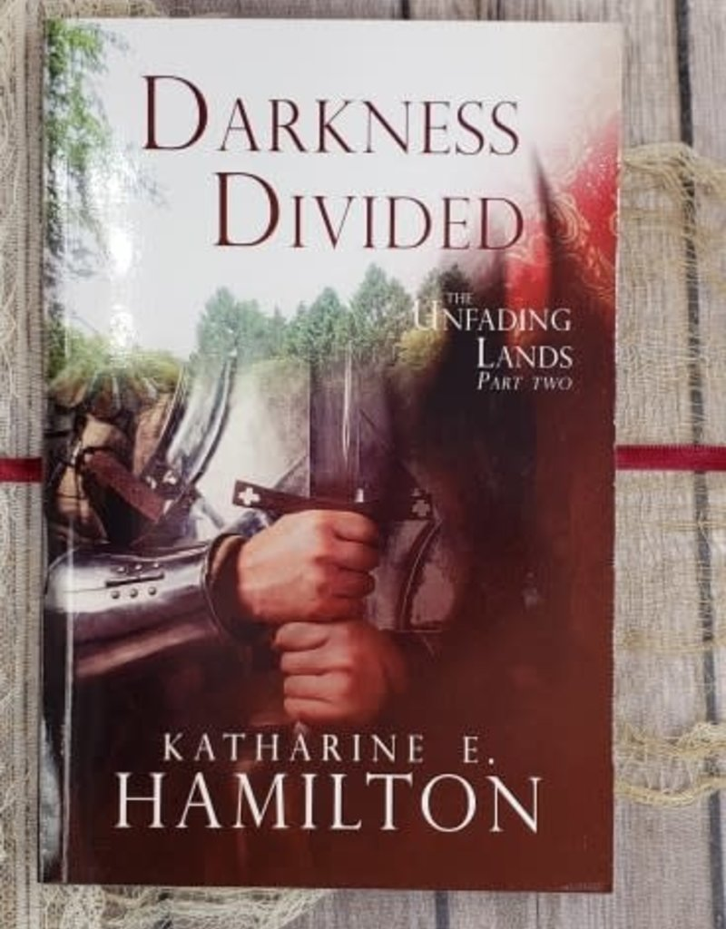 Darkness Divided, #2 by Katharine E Hamilton