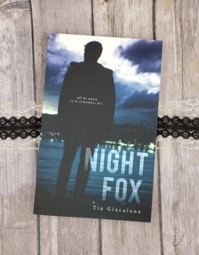 Night Fox, #2 by Tia Giacalone