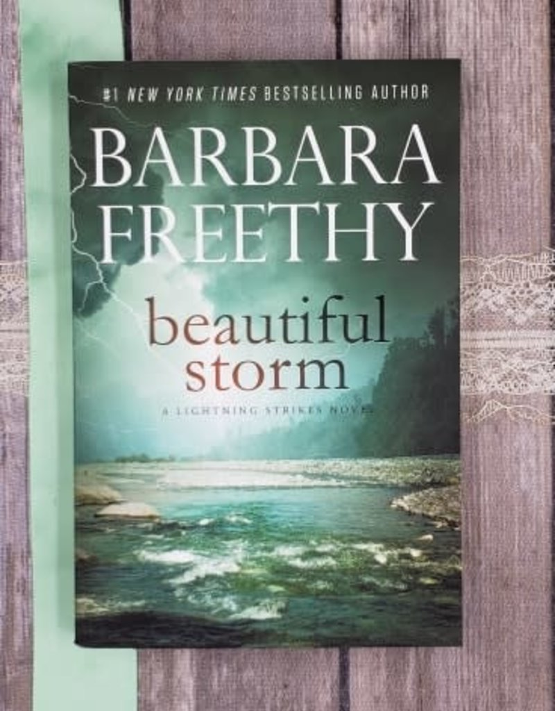 Beautiful Storm by Barbara Freethy (Bookplate)
