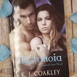 Metanoia by K.J. Coakley