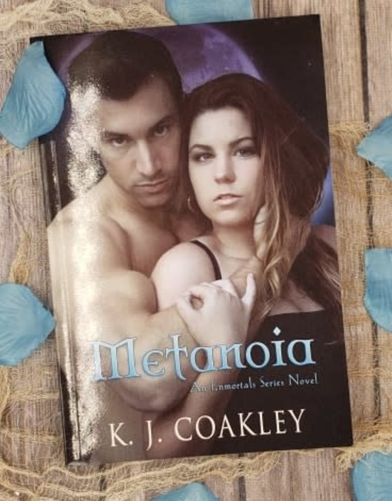 Metanoia, #2 by K.J. Coakley
