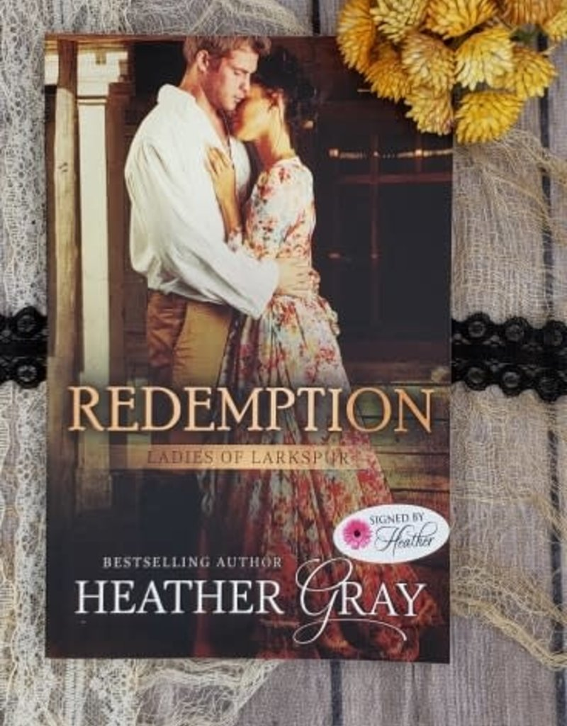 Redemption, #3 by Heather Gray