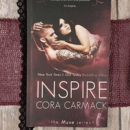Inspire by Cora Carmack