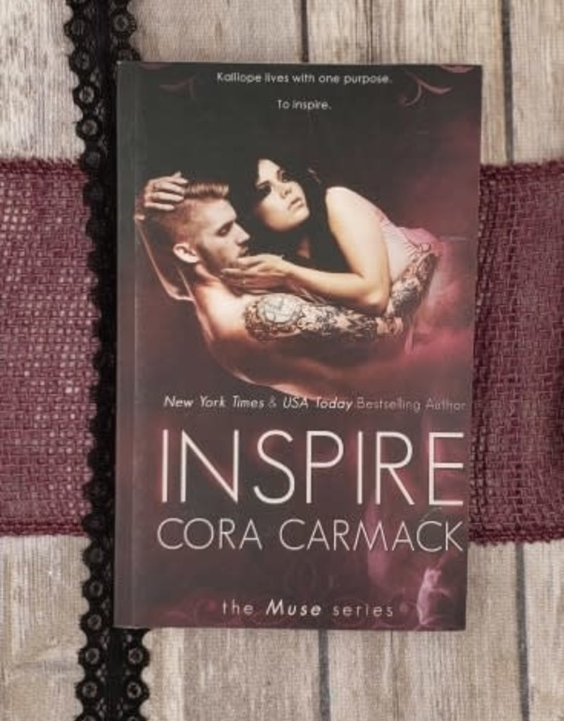 Inspire, #1 by Cora Carmack