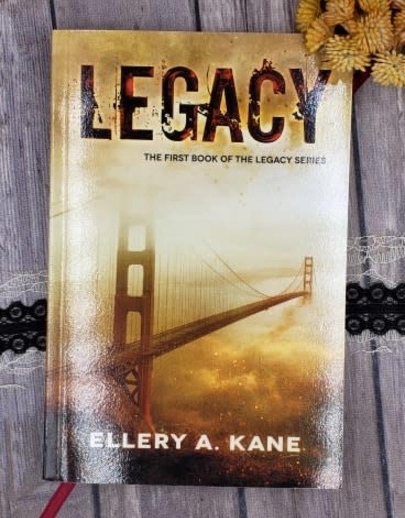 Legacy, #1 by Ellery Kane