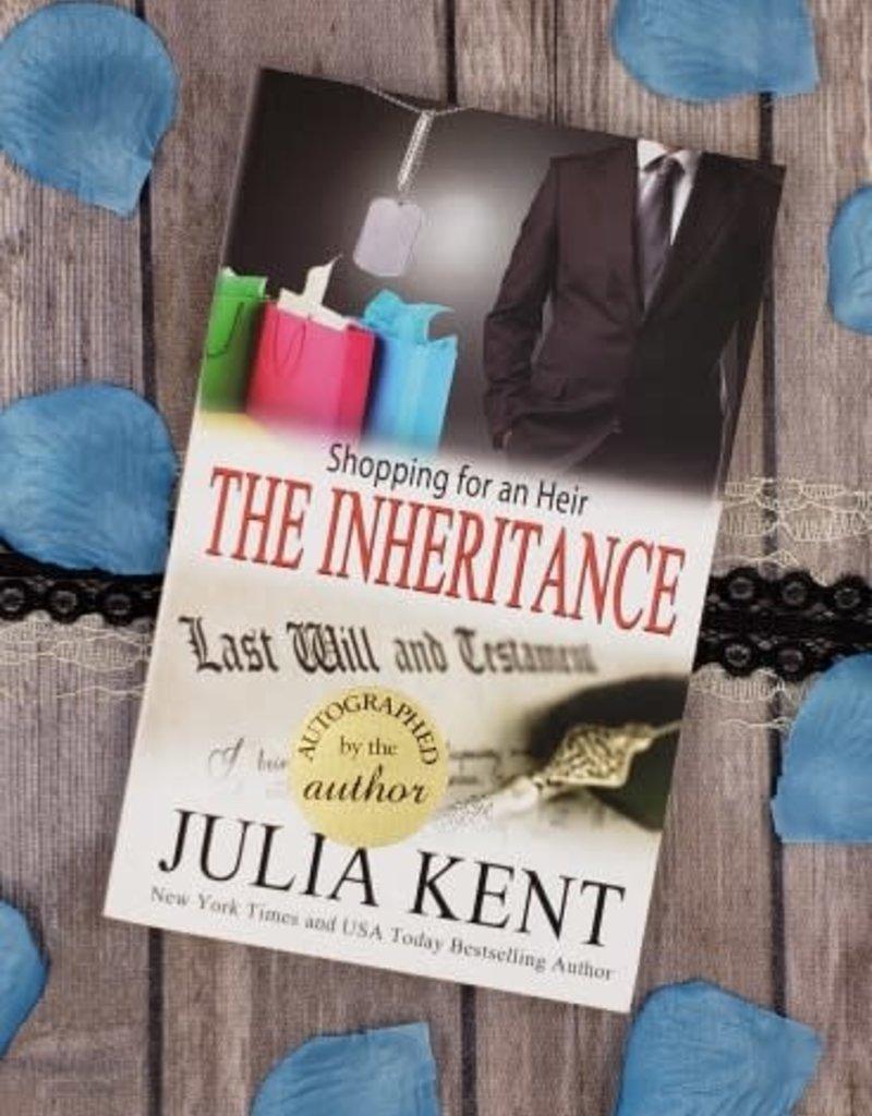 Shopping for an Heir, #10 by Julia Kent