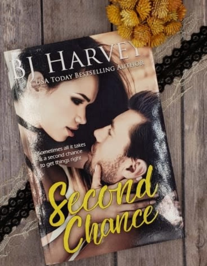 Second Chance, #2 by BJ Harvey