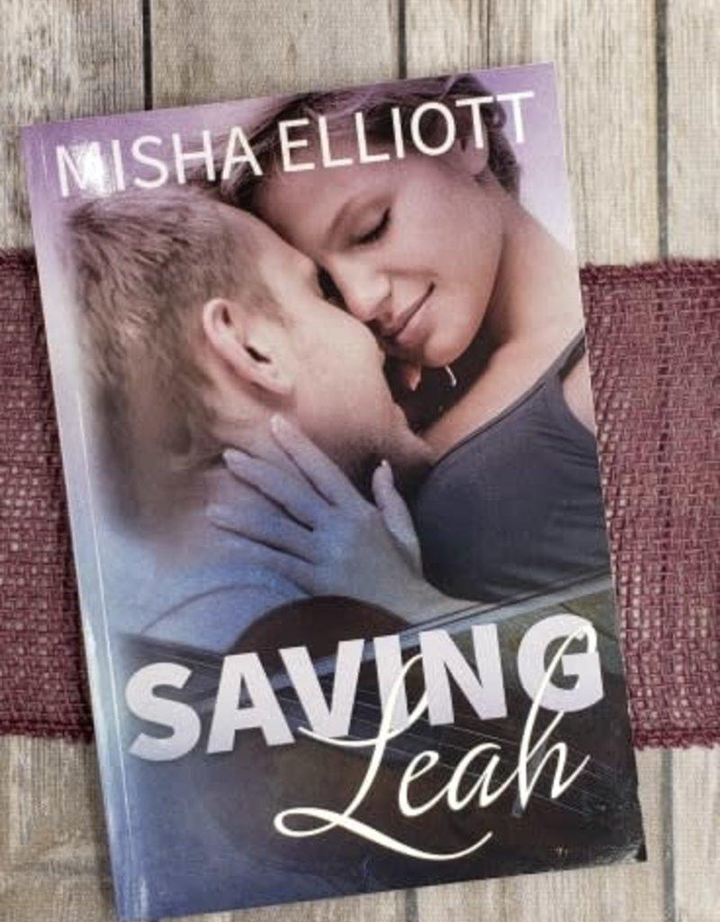 Saving Leah by Misha Elliott