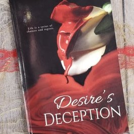 Desire's Deception by K.J. Coakley