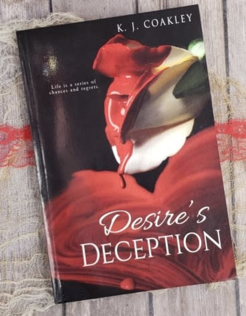 Desire's Deception by K.J. Coakley