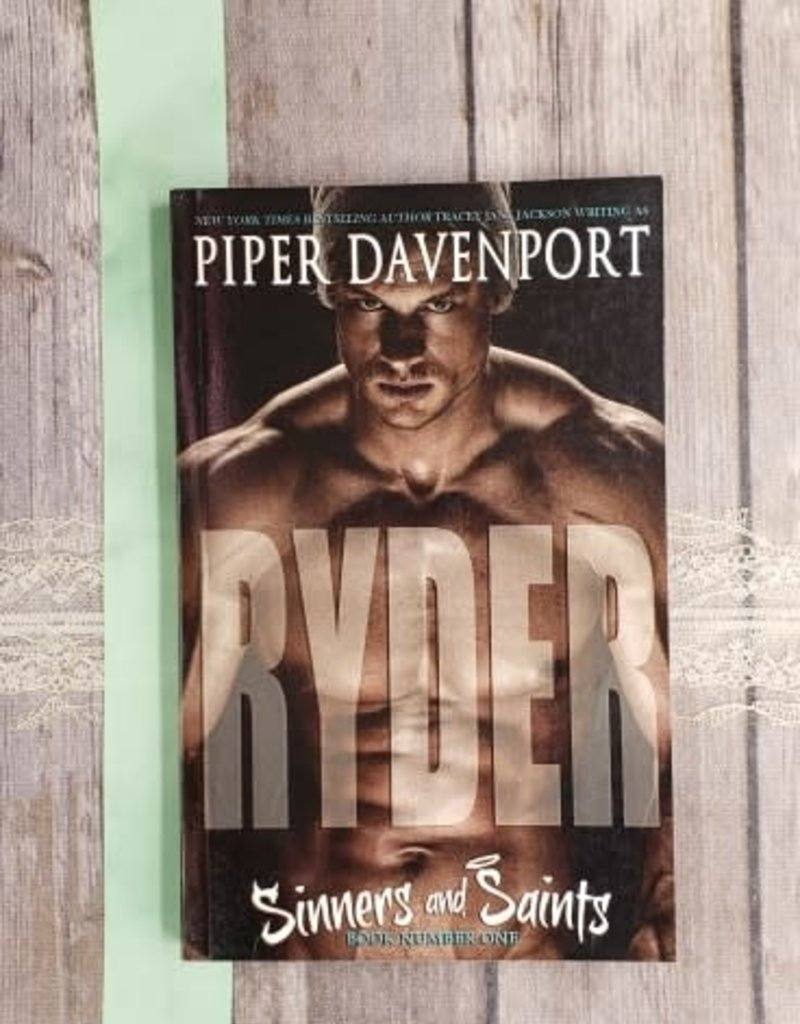 Ryder, #1 by Piper Davenport